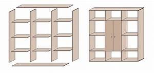Kleiderschrank Ohne Türen : schr nke selber bauen aus massivholz ~ Frokenaadalensverden.com Haus und Dekorationen