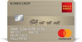 wells fargo business secured credit card credit card