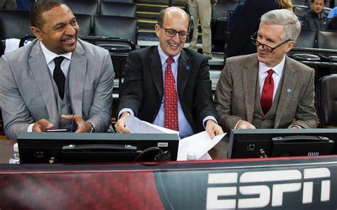 nba finals commentators basketball scores