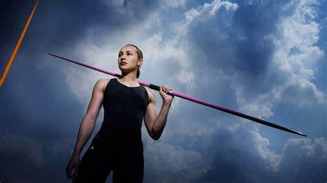 Full Hd Wallpaper Jessica Ennis Athletics Background