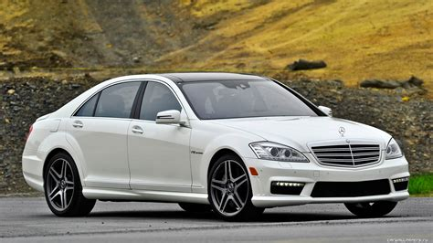 mercedes white white mercedes benz s65 amg in the park wallpapers and