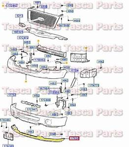New Genuine Front Bumper Valance Panel 2006 2008 Ford F150