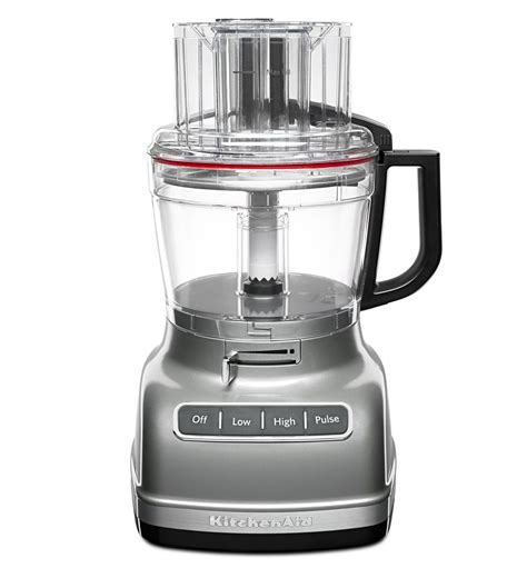 cuisine kitchenaid 11 cup food processor with exactslice system kfp1133cu