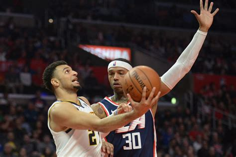 clippers  nuggets preview lac   chance
