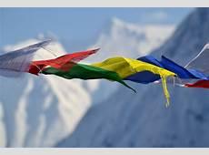 The Meaning of Tibetan Prayer Flags Traveldudesorg