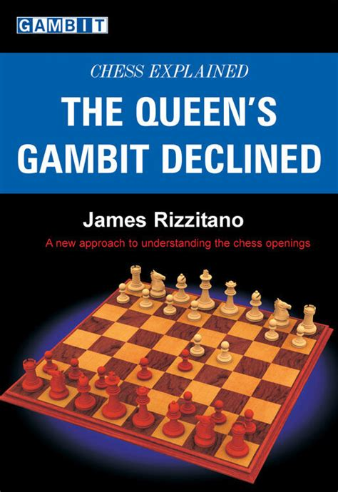 chess explained  queens gambit declined  book