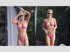 Joanna Krupa Wears Another Bikini for Your Viewing