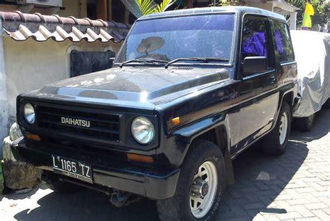 dijual mobil bekas surabaya daihatsu taft 1986