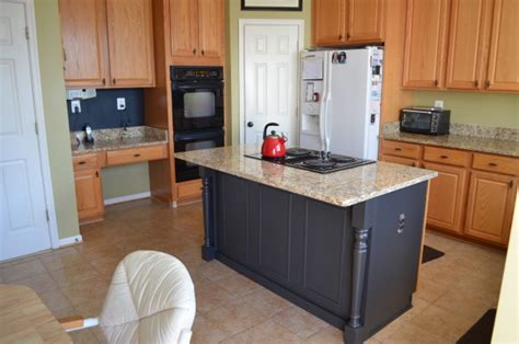 Kitchen Island Update by Information About Rate My Space Questions For Hgtv