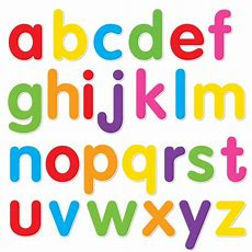 Letter Clipart Lowercase Letter  Pencil And In Color Letter Clipart Lowercase Letter