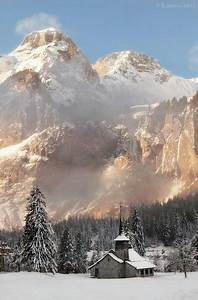 Snowy mountains.   Beautiful pictures   Pinterest