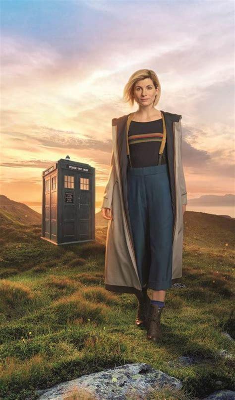 doctor  offizielles foto von jodie whittaker als