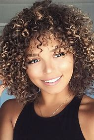 Short Hairstyles for Curly Hair
