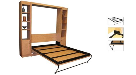 diy wall bed hardware kits lift stor storage beds
