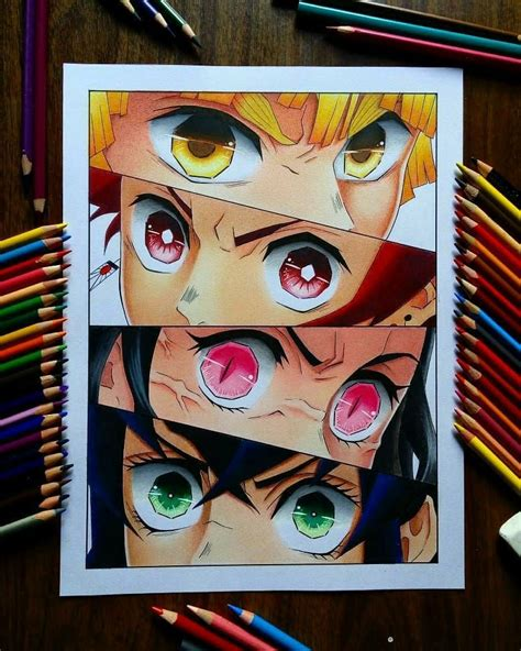 anime eyes kny anime sketch anime eyes anime character