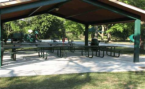 picnic areas shelters parks parks facilities winfield park