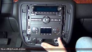 Gmc Chevrolet Radio Removal Guide