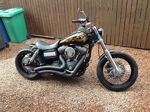Harley Davidson Street Bob Gebraucht : custom harleydavidson street bob in leven fife gumtree ~ Kayakingforconservation.com Haus und Dekorationen