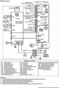 Mitsubishi Lossnay Wiring Diagram