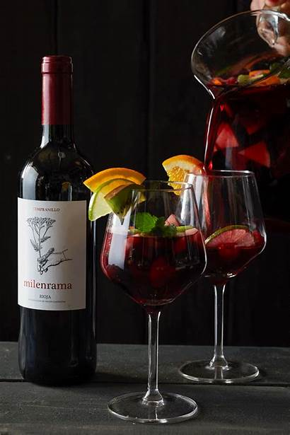 Sangria Spanish Recipe Authentic Traditional Pour Chill