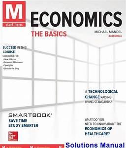 M Economics The Basics 3rd Edition Mandel Solutions Manual