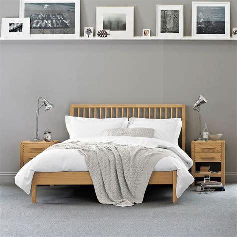 image result  dark grey carpet oak bed bedroom ideas