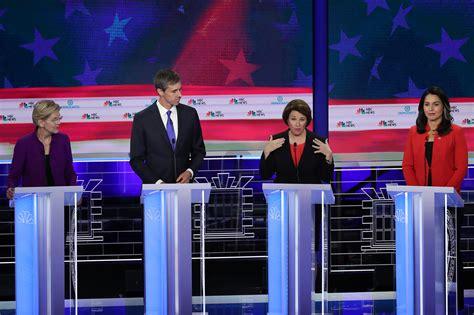 fact checking claims    democratic debate