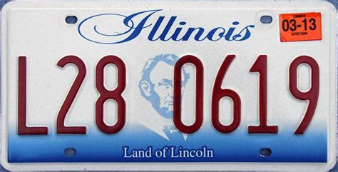 Vanity Plates In Illinois by Illinois 4 Y2k