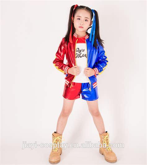 harley quinn kostüm für kinder harley quinn kost 252 m f 252 r kinder kleinkind b 246 sewicht kost 252 m kost 252 me buy