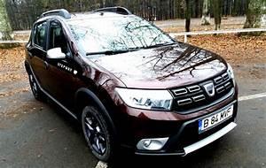 Probleme Dacia Sandero Stepway : test drive cu noua dacia sandero stepway facelift 1 5 dci 90 cp cutie robotizata easy r 2018 ~ Medecine-chirurgie-esthetiques.com Avis de Voitures
