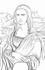 Coloring Pages Cliparts Printable Artist Painting Paint Drawing Print Colouring Sheets Drawings Artists Watercolor Fine Arts Cool Educational Fun sketch template