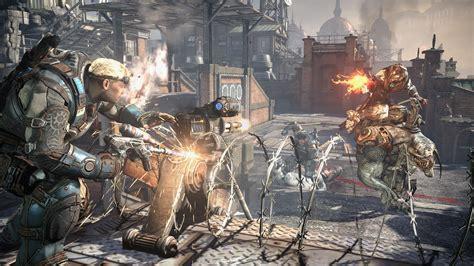 Gears Of War Judgement Overrun Multiplayer Mode Puts A
