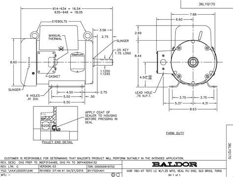 baldor farm duty motors catalog industrial matrix