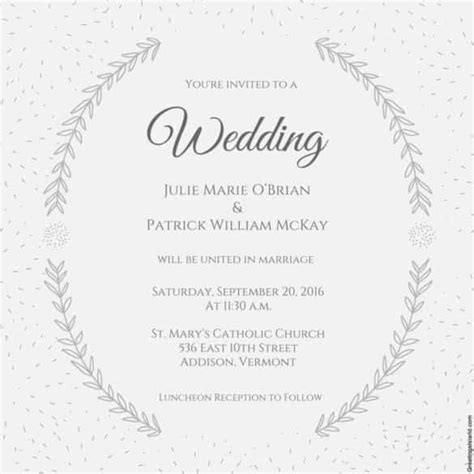 wedding invitation letter malayalam letters
