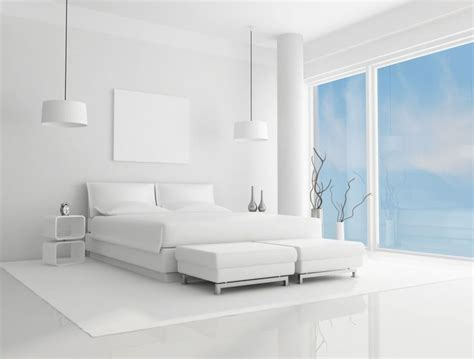 1000+ Ideas About Modern White Bedrooms On Pinterest