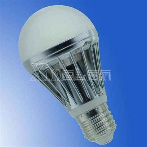 no flicker 4w led light bulbs e26 e27 xel a40 pc