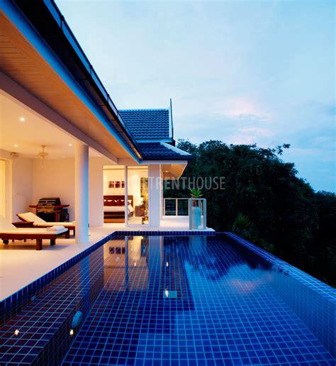 Nai3561 Stunning Sea View, Luxury 5 Bedroom Private Pool