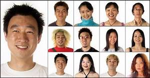Can You Identify Chinese, Japanese and Korean Faces?