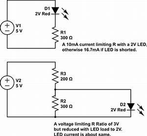Do Voltage-limiting Resistors Exist