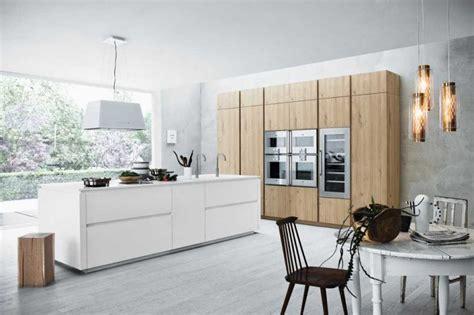 cuisine moderne bois clair meuble moderne pour cuisine bois d 39 ambiance authentique