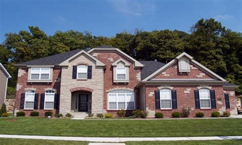 Exterior Brick Colors, Best Exterior Paint Colors For