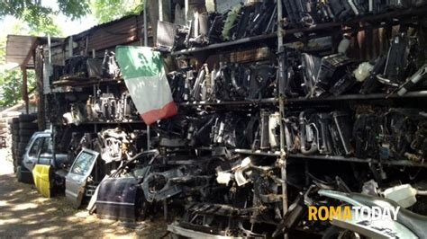 sfascia carrozze roma sfasciacarrozze fuori dal raccordo una promessa mai