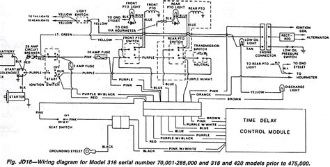 4230 Deere Wiring Diagram by Wiring Diagram For Deere Wiring Diagram