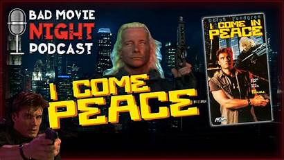 Peace Come Podcast Bad 1990 Night Movies