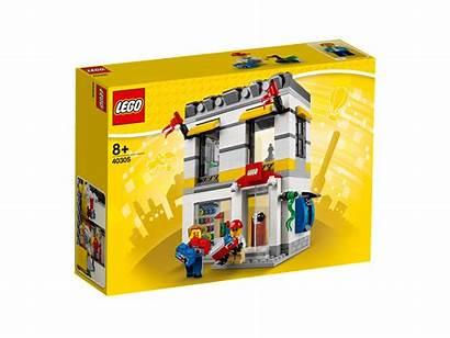 Lego Brand Microscale Limited Edition Brick Fan
