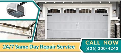 Garage Door Repair Pasadena Ca  Same Day Service (626