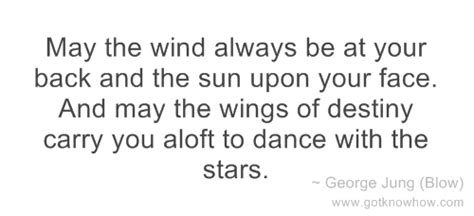 Blow Quotes May The Wind