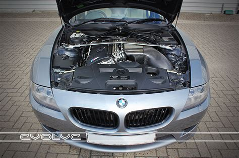 Evolve Carbon Airbox And Alpha N Ecu Tune For Bmw Z4 M