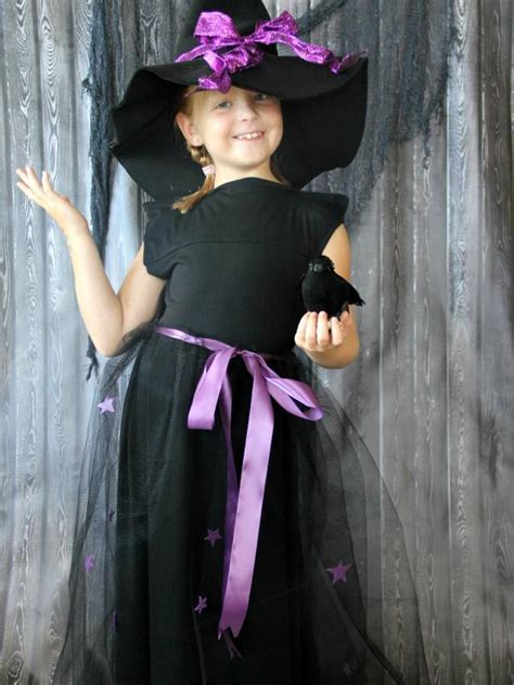 upcycled halloween witch costume  hat