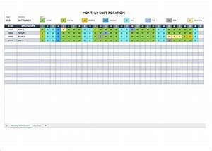 10 on call schedule templates free word pdf excel formats With on call rotation calendar template